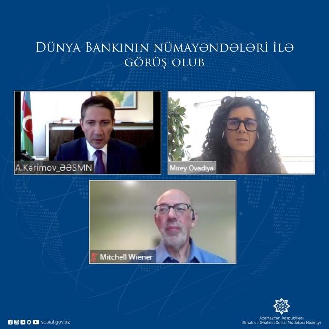 La cooperación con el Banco Mundial figura entre las prioridades de Azerbaiyán