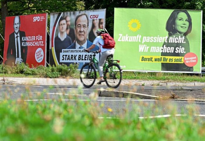 Viele deutsche Wähler finden den Bundestagswahlkampf langweilig