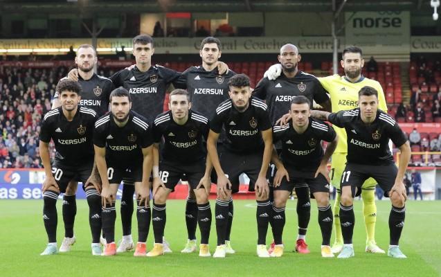 FC Qarabag play out goalless draw with Basel at UEFA Conference League