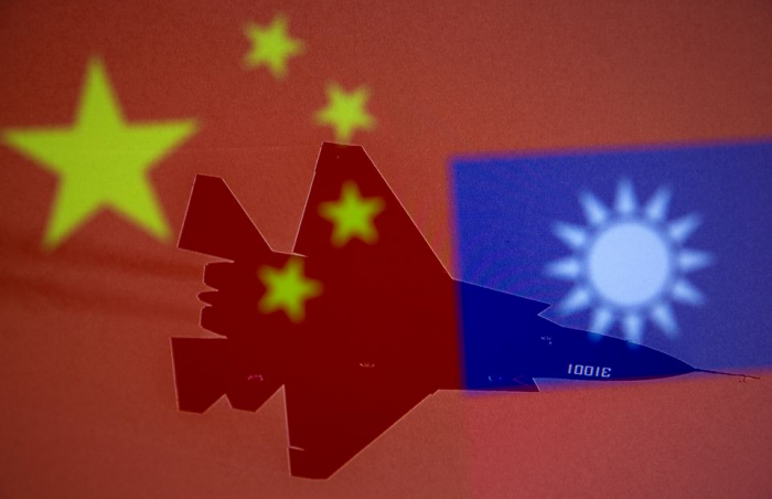 China enters Taiwan air defence zone a day after military budget boost