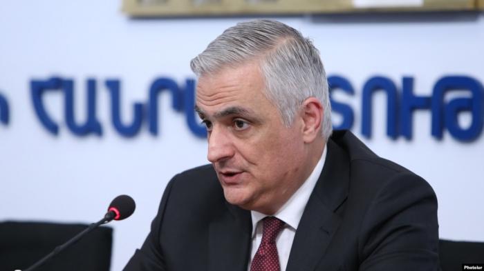 Vice primer ministro armenio declaró la necesidad de un rápido lanzamiento del proceso de la demarcación con Azerbaiyán