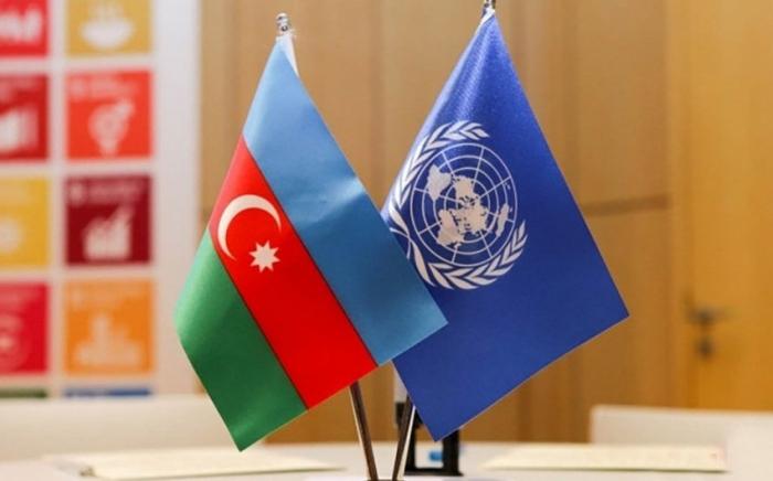 UN website publishes documents on Azerbaijan