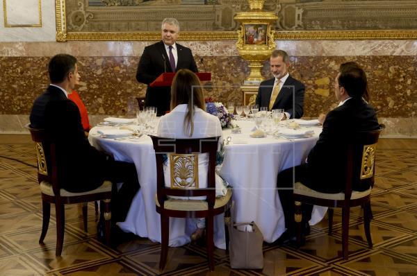 España y Colombia acuerdan elevar el nivel de su relación estratégica