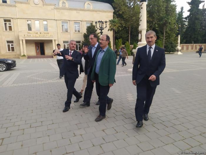 Delegation of OIC Ombudsmen Association visits Azerbaijan