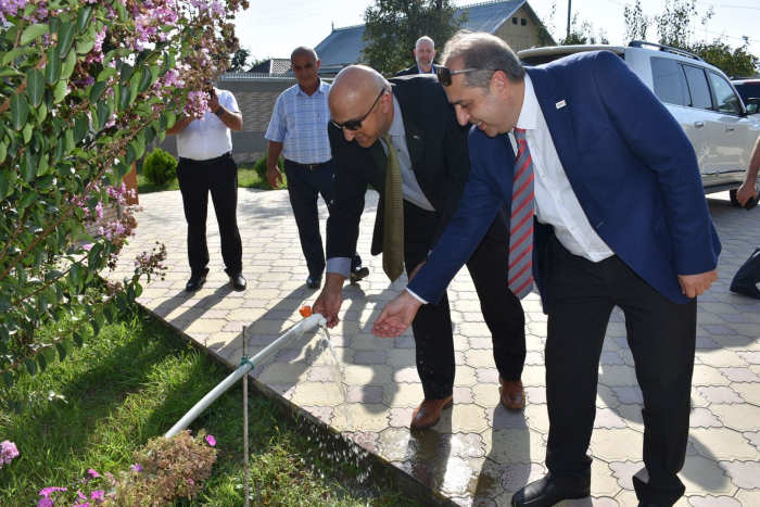 USAID supports citizen involvement in improving infrastructure in Balakan, Gakh and Zagatala