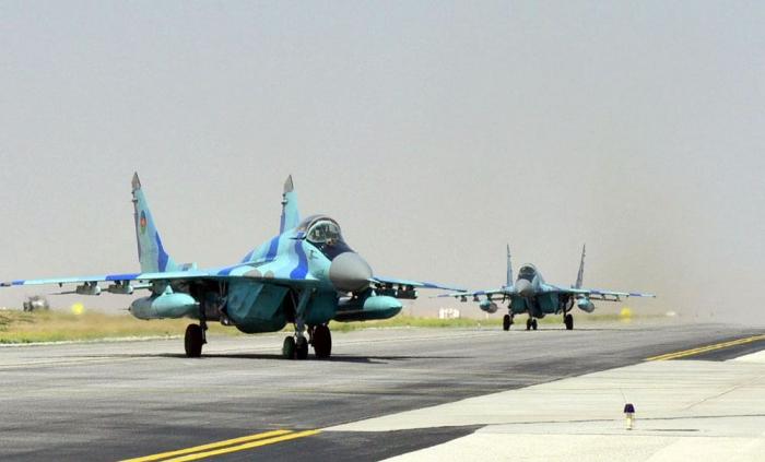 Representatives of Azerbaijani Air Force to participate in Teknofest-2021 festival