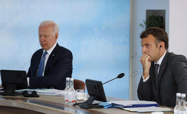 US, French presidents to hold phone talk