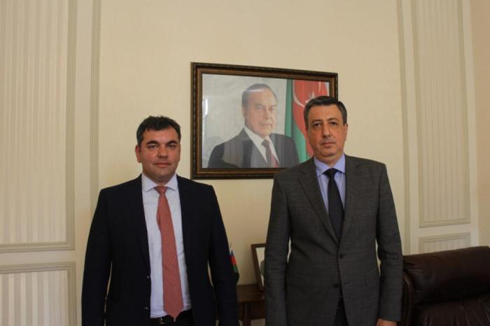 Abordan las perspectivas de cooperación económica entre Azerbaiyán y Georgia