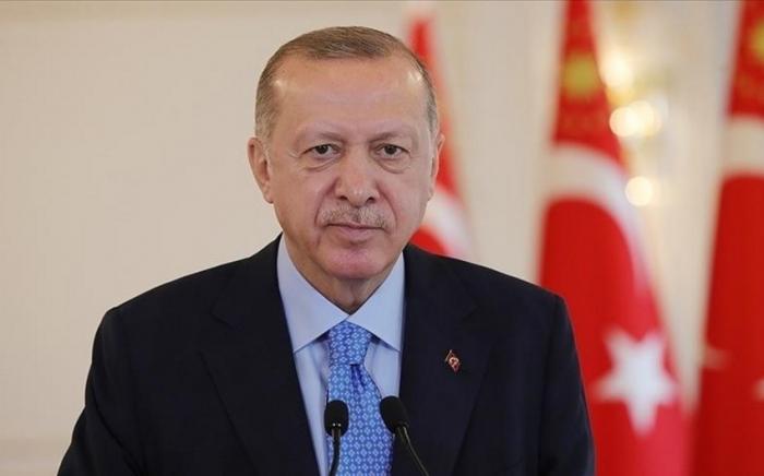"""Erdogan  : """"La apertura del corredor de Zangazur es un asunto político"""""""
