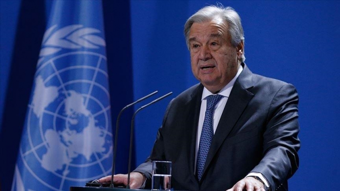 UN Sec-Gen urges China, US to avoid new cold war