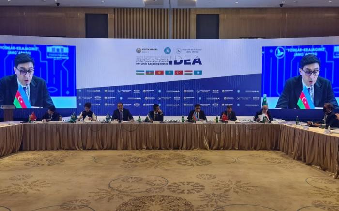El ministro de la Juventud de Azerbaiyán presenciará la sesión del ConsejoTúrquico