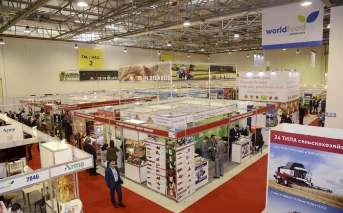 Los productos azerbaiyanos se presentarán en WorldFood 2021