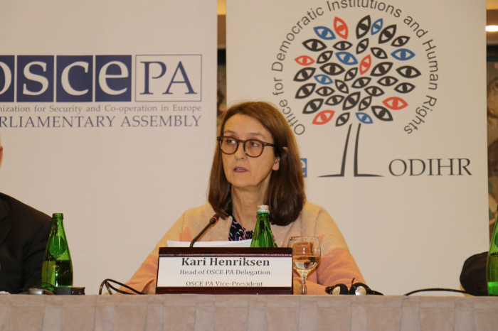OSCE PA Special Representative on South Caucasus to visit Azerbaijan