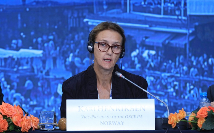 La Representante Especial de la Asamblea Parlamentaria sobre el Cáucaso Sur visita Azerbaiyán