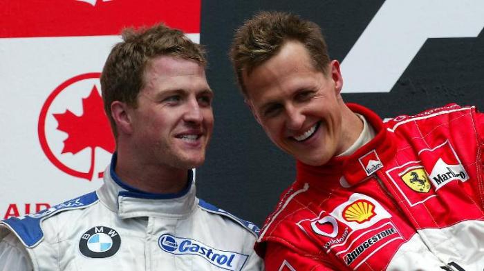 Wie sich Ralf Schumacher an Michael erinnert