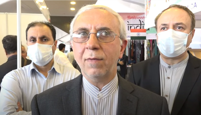 """""""Dos partes de la carretera Gorus-Gafan pertenecen a Azerbaiyán"""" -  el embajador iraní"""
