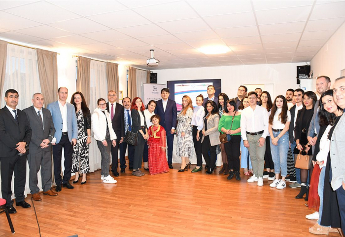 Azerbaijani Diaspora in Munich holds meeting