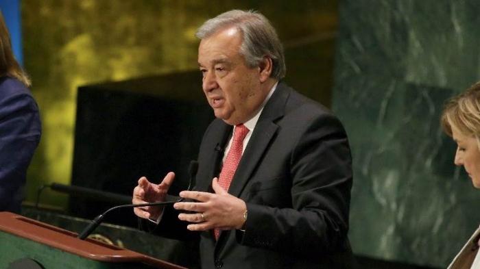 UN chief praises Turkey