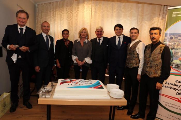 أذربيجان تفتتح دارها الخامسة عشرة لها في مدينة سالزبورغ النمساوية -   صور