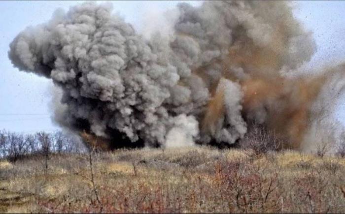 La Fiscalía difunde información sobre la explosión de la mina en Aghdam