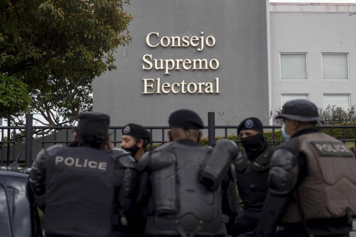 Crece la censura en Nicaragua:   el régimen prohibió los actos de campaña de cara a las elecciones de noviembre