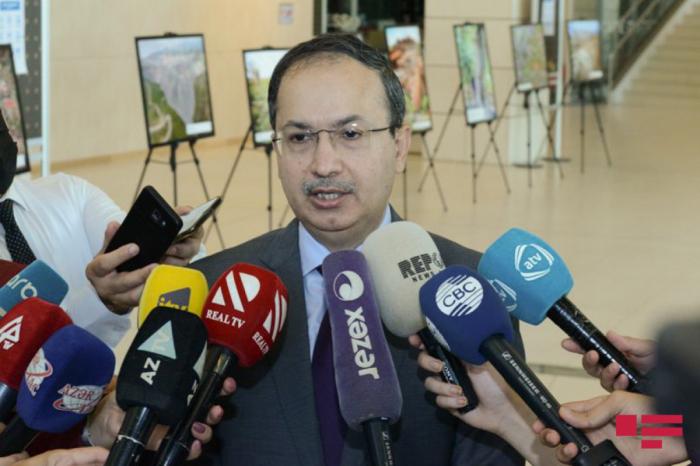 """Embajador de Pakistán:   """"Es muy difícil ver la destrucción en los territorios liberados de Azerbaiyán"""""""