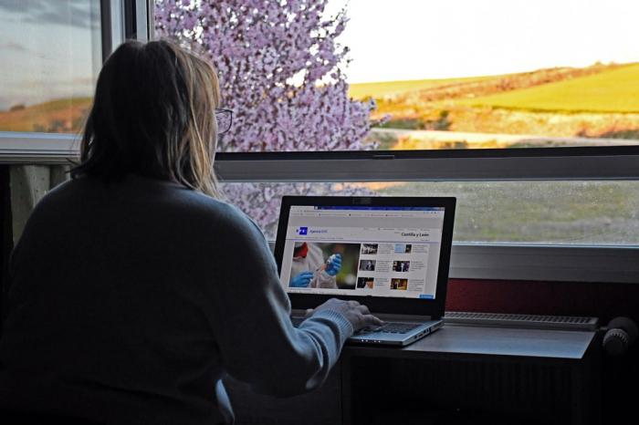 Uso de internet aumentó en 2021 debido a la pandemia por covid-19