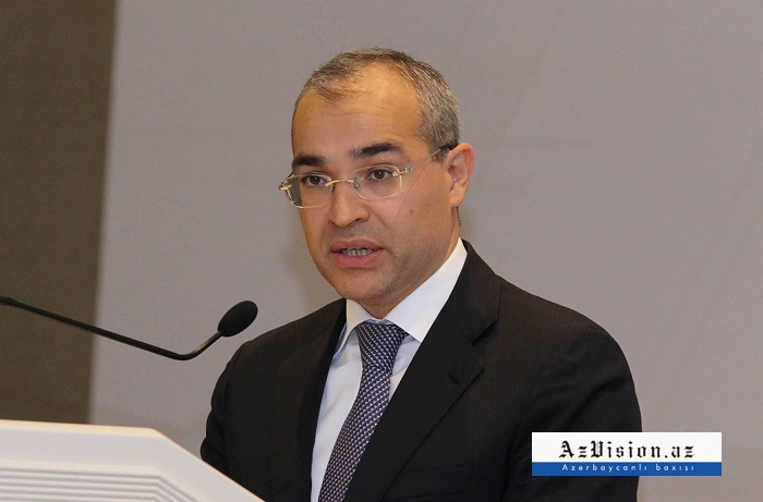 Minister: Projects implemented with EBRD important to share best practices in Azerbaijan