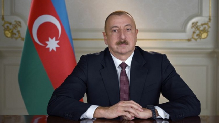 President Aliyev sends letter of condolence to Russian counterpart
