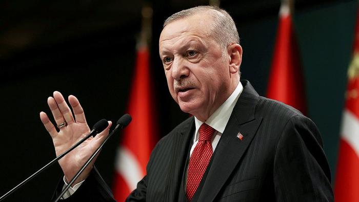 """""""Aserbaidschan hat sein Verteidigungsrecht genutzt, um die Besatzung zu beenden""""  - Erdogan"""