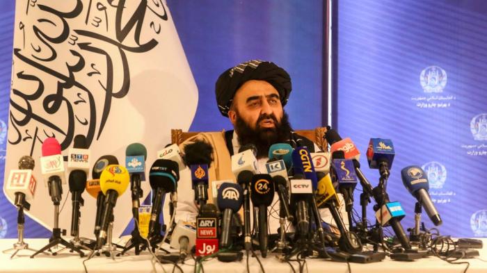 El régimen talibán solicitó intervenir en la Asamblea General de la ONU