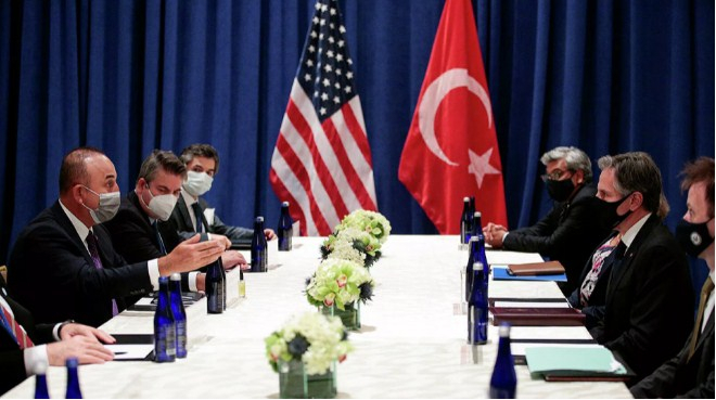 Top Turkish, US diplomats discuss Karabakh