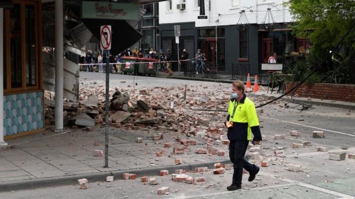Magnitude 6.0 quake hits Australia