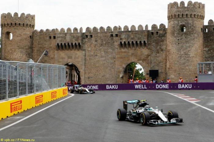El Gran Premio de Azerbaiyán de Fórmula 1 se celebrará el 12 de junio
