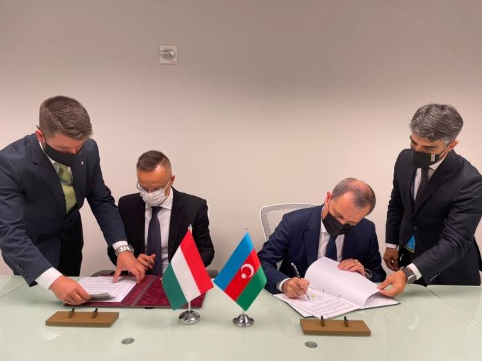El Departamento de Archivos Nacionales de Azerbaiyán y los Archivos Nacionales de Hungría firman un acuerdo de cooperación