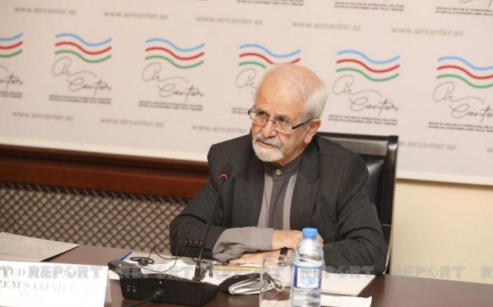 """Viceministro de Relaciones Exteriores iraní  : """"Tenemos buenas relaciones bilaterales con Azerbaiyán"""""""