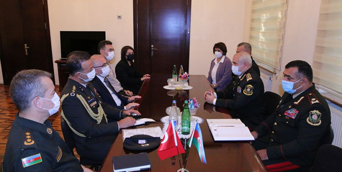Azerbaijan, Turkey to expand exchange of experience in fields of mobilization, conscription