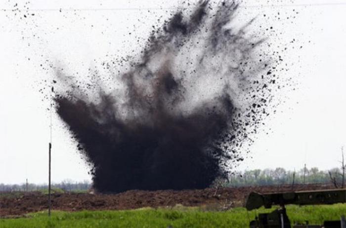 Strafverfahren wegen Minenexplosion im Bezirk Gazach eingeleitet