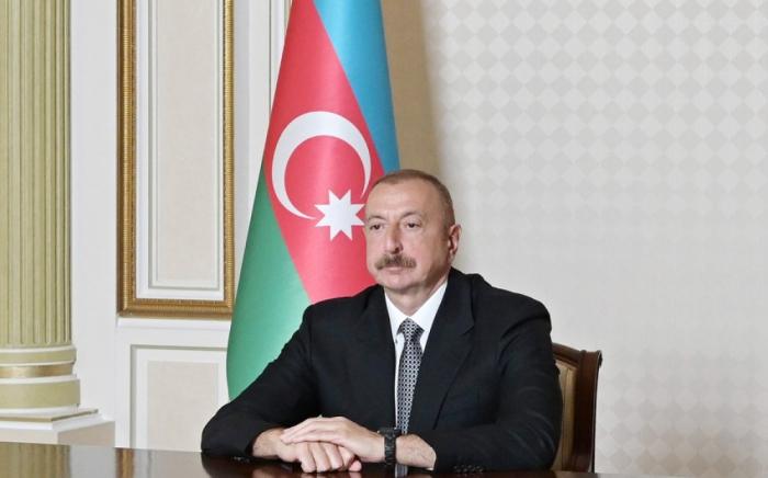 Präsident Ilham Aliyev wird im Videoformat eine Rede bei der 76. Sitzung der UN-Generalversammlung halten