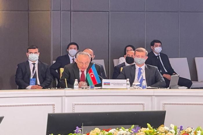 El Fiscal General azerbaiyano se ha ido a Kazajstán