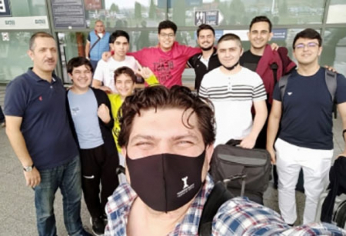 Azerbaijani chess players defeat French team at European Cup