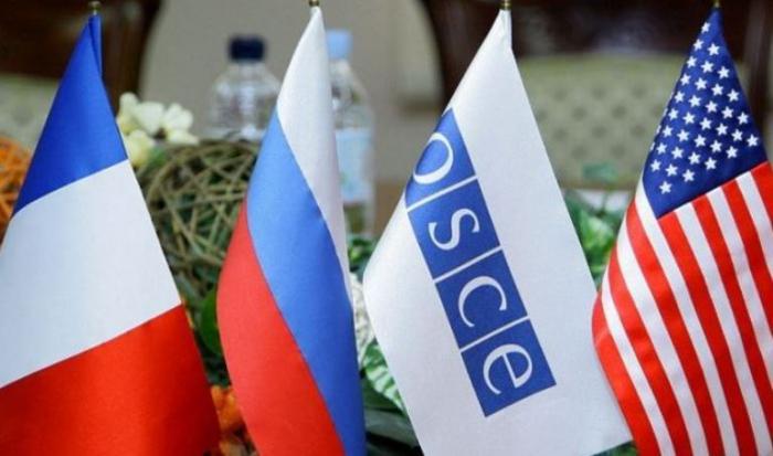 Azerbaijani, Armenian FMs plan to meet with OSCE MG co-chairs in New York
