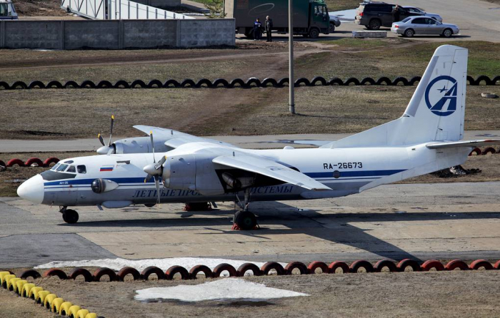 Crew did not survive Antonov An-26 crash in Russia's Far East