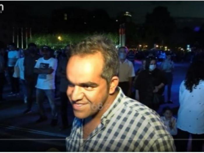 """Los medios armenios  :""""Los azerbaiyanos ni siquiera dudaron en darnos una entrevista en Ereván"""""""
