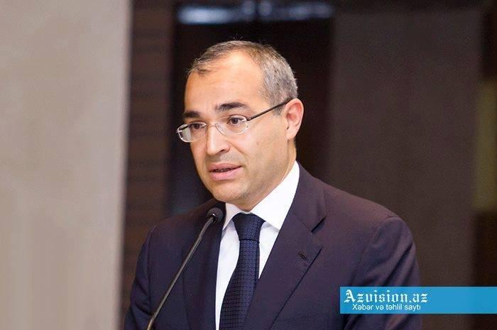 Mikayil Dschabbarov spricht über die Investitionspläne Aserbaidschans