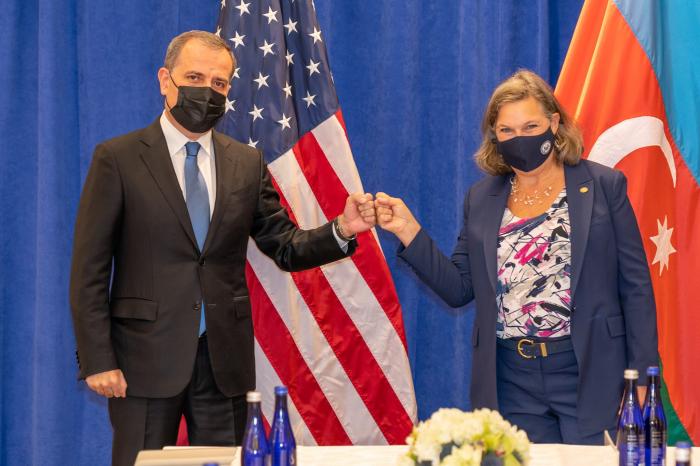 Portavoz del Departamento de Estado de Estados Unidos agradeció a Azerbaiyán
