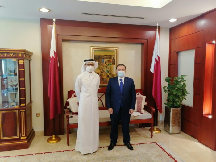 Azerbaijan, Qatar discuss prospects for cooperation in culture and sports