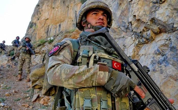 Türkiyə ordusu 11 terrorçunu zərərsizləşdirib