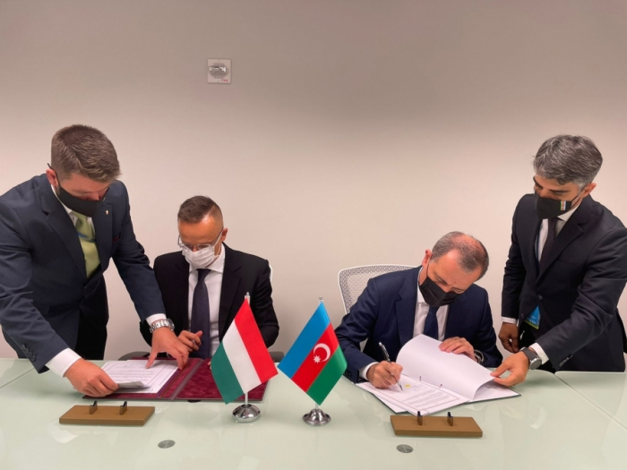 Azerbaijan`s National Archive Department, Hungarian National Archives ink agreement on cooperation