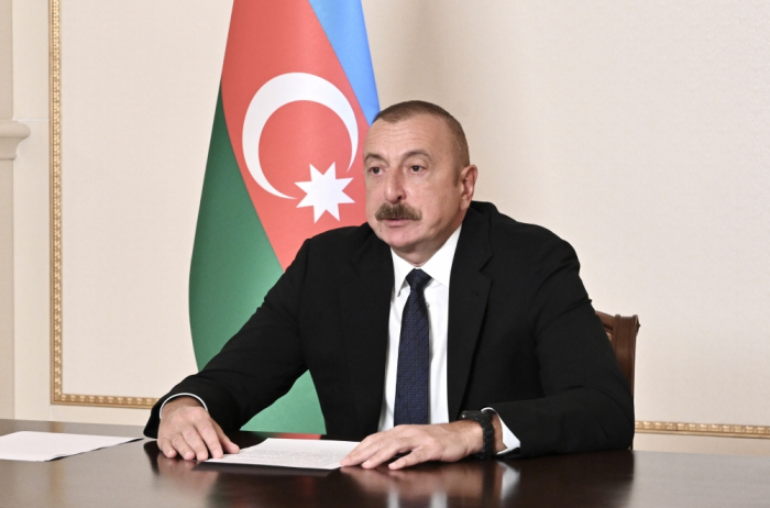 Azerbaijani President invites international energy companies to liberated lands for investing in green energy projects
